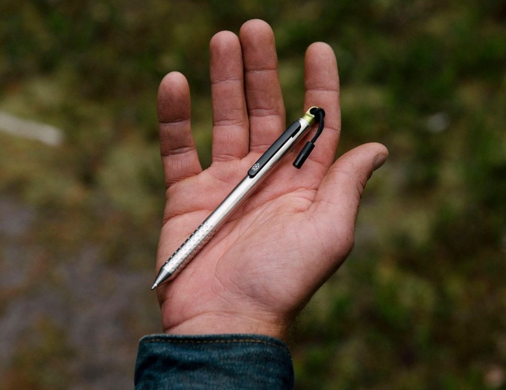 The+James+Brand+Stainless+Steel+Benton+Pen