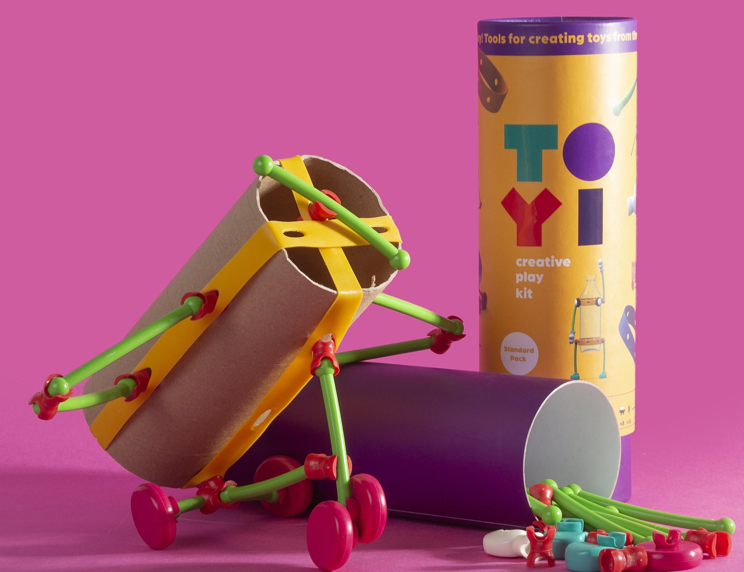 Toyi Limitless Creative Play Kit
