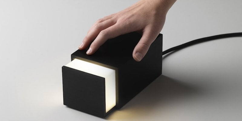 Box Light by Jonas Hakaniemi - Truly unique furniture to give your home a modern makeover