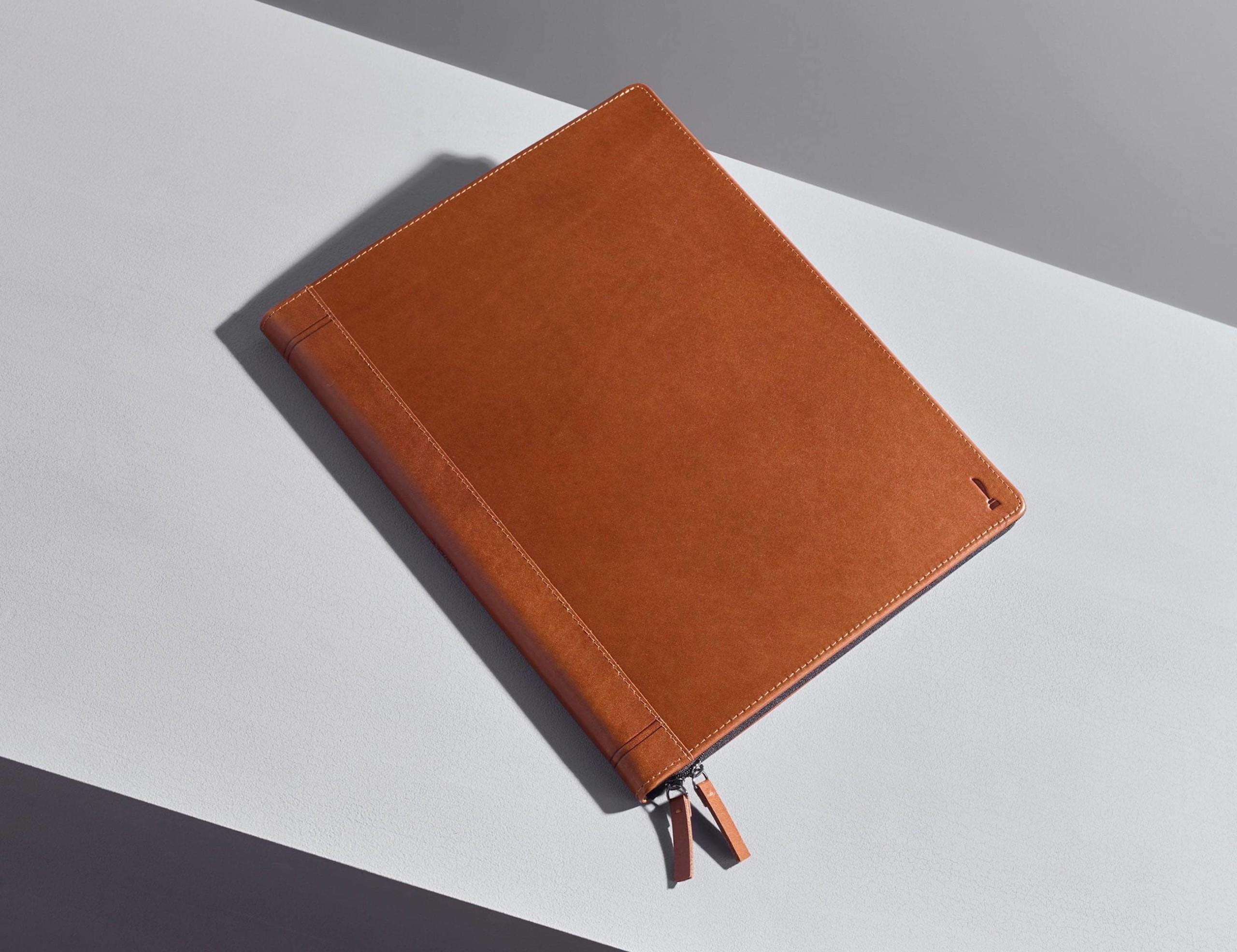Twelve South Journal Luxury Leather MacBook Case