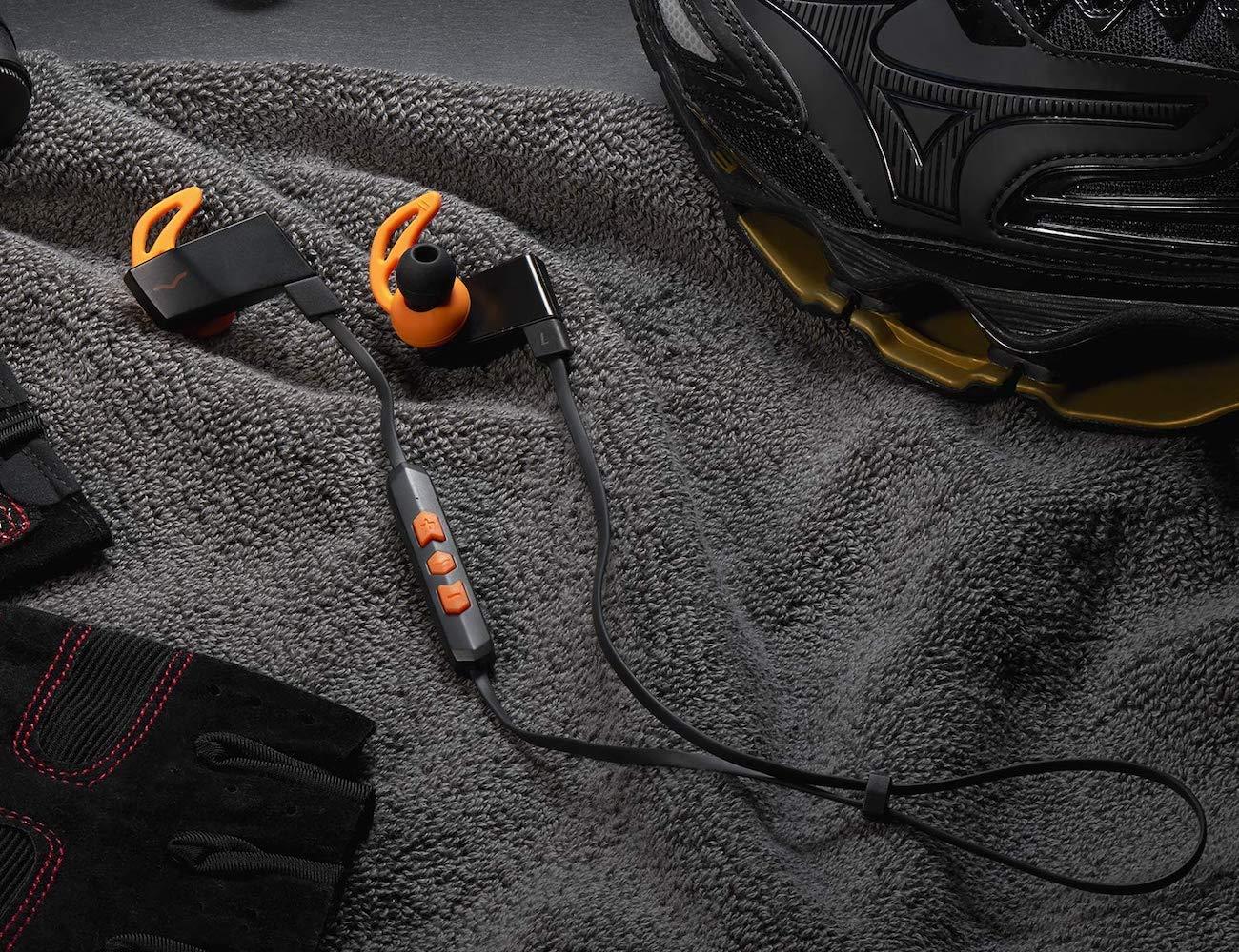 V-MODA BassFit Wireless In-Ear Sport Headphones