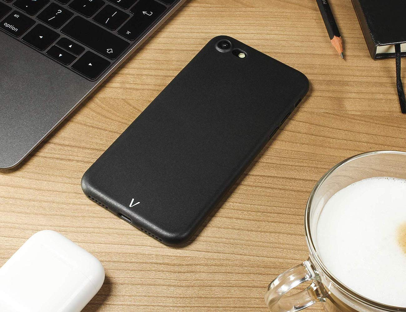 Vincoe UltraRaw Thin iPhone Case