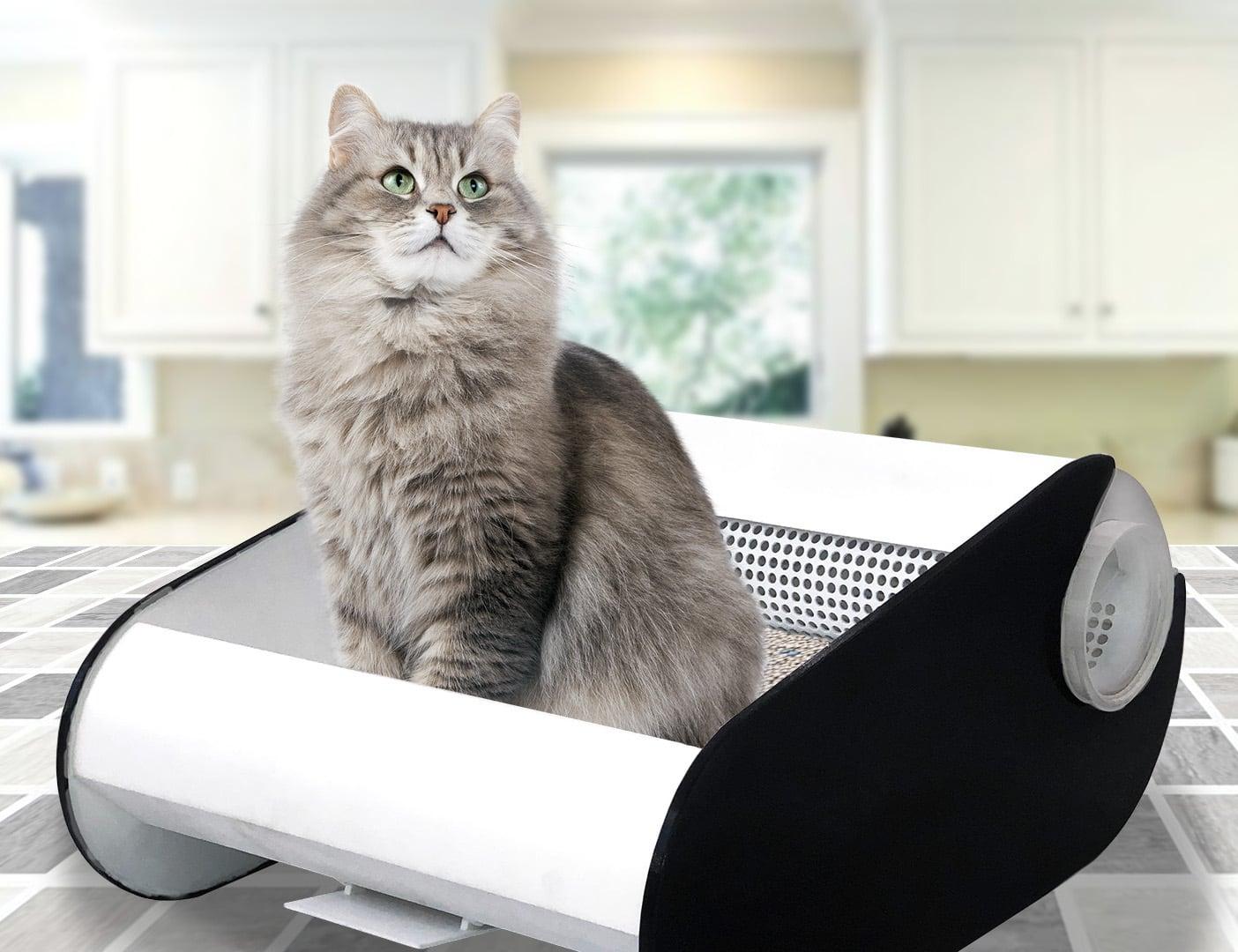 Volkat Hygienic Cat Litter Box 187 Gadget Flow