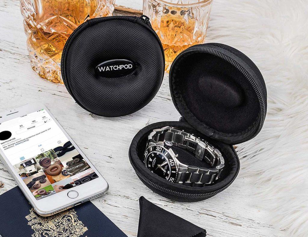WATCHPOD+Single+Watch+Travel+Case