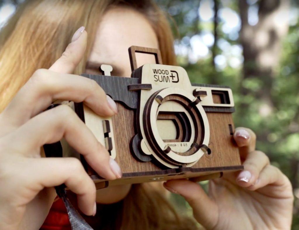 Woodsum+DIY+Wooden+Assembly+Pinhole+Camera