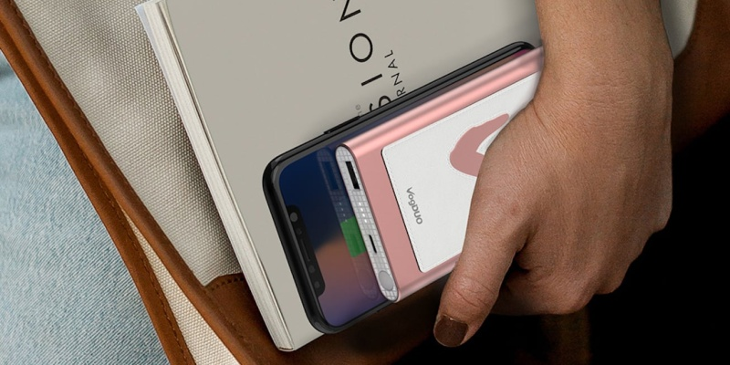 backup battery - Make your devices last all day with VogDUO