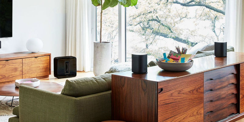 Sonos One Amazon Alexa Smart Speaker - Must-see Black Friday deals curated by the Gadget Flow team