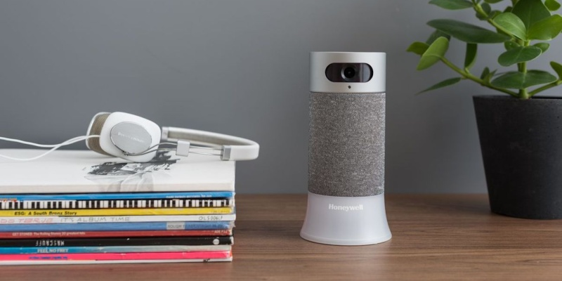 Honeywell Smart Home Security Base Station - The best home security systems in 2018