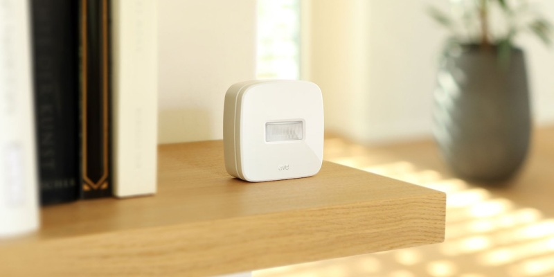 Elgato Eve Motion Wireless Motion Sensor - The best home security systems in 2018