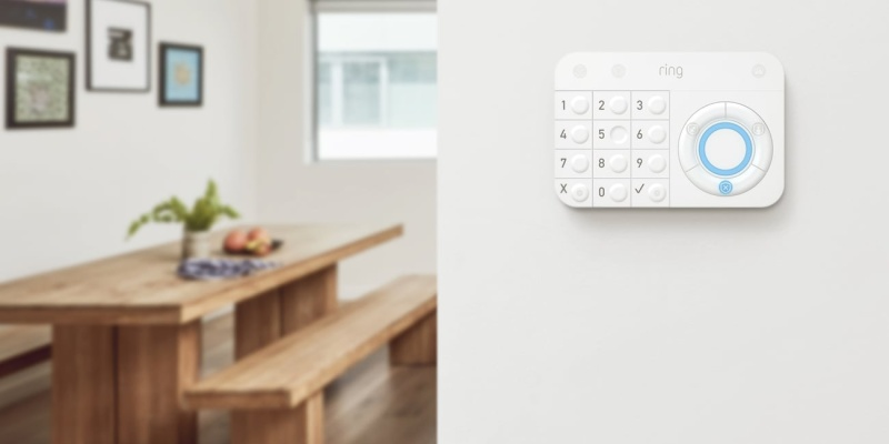 Ring Alarm Smart Home Security Kit - The best home security systems in 2018