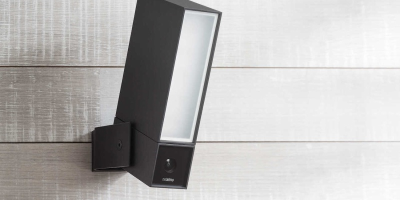 Presence by Netatmo Outdoor Security Camera - The best home security systems in 2018