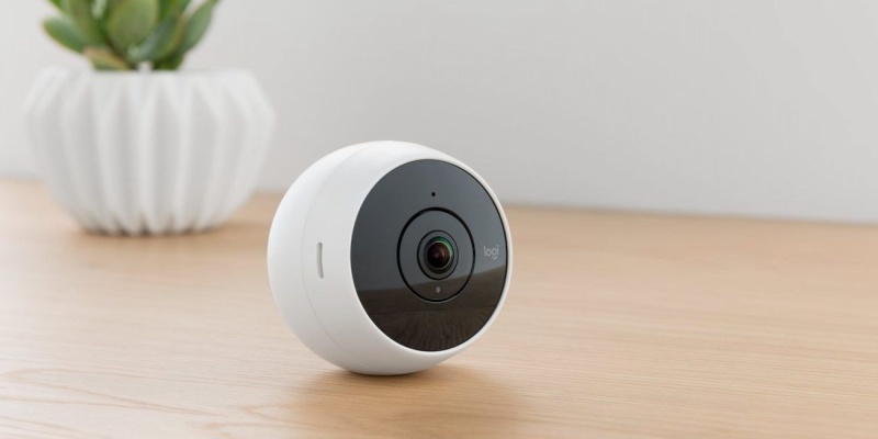 Circle 2 Wireless Home Security Camera - The best home security systems in 2018