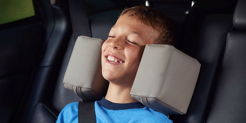 CarRide Kid's Travel Neck Support - 17 Car products you'll need for the best road trip
