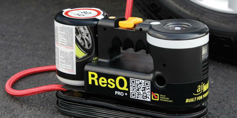 ResQ Tire Repair - 17 Car products you'll need for the best road trip