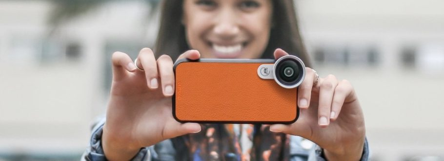 The best smartphone photography gear for a human eye view