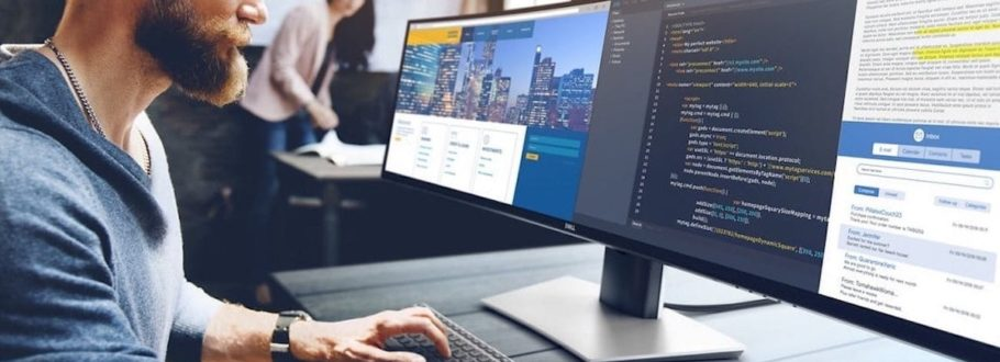 The best monitors and displays for web designers, photographers, and other creatives