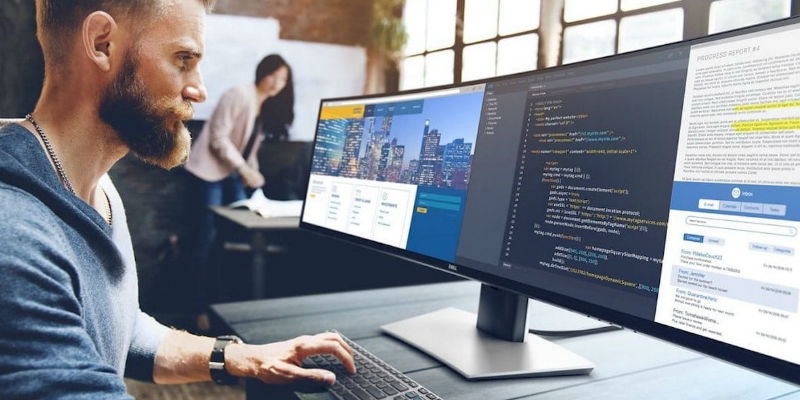 Brilliance Two-In-One Monitor by Philips - The best monitors and displays for web designers, photographers, and other creatives