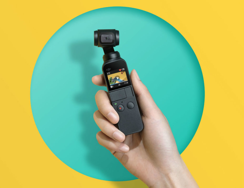 DJI+Osmo+Pocket+Compact+Smart+Camera