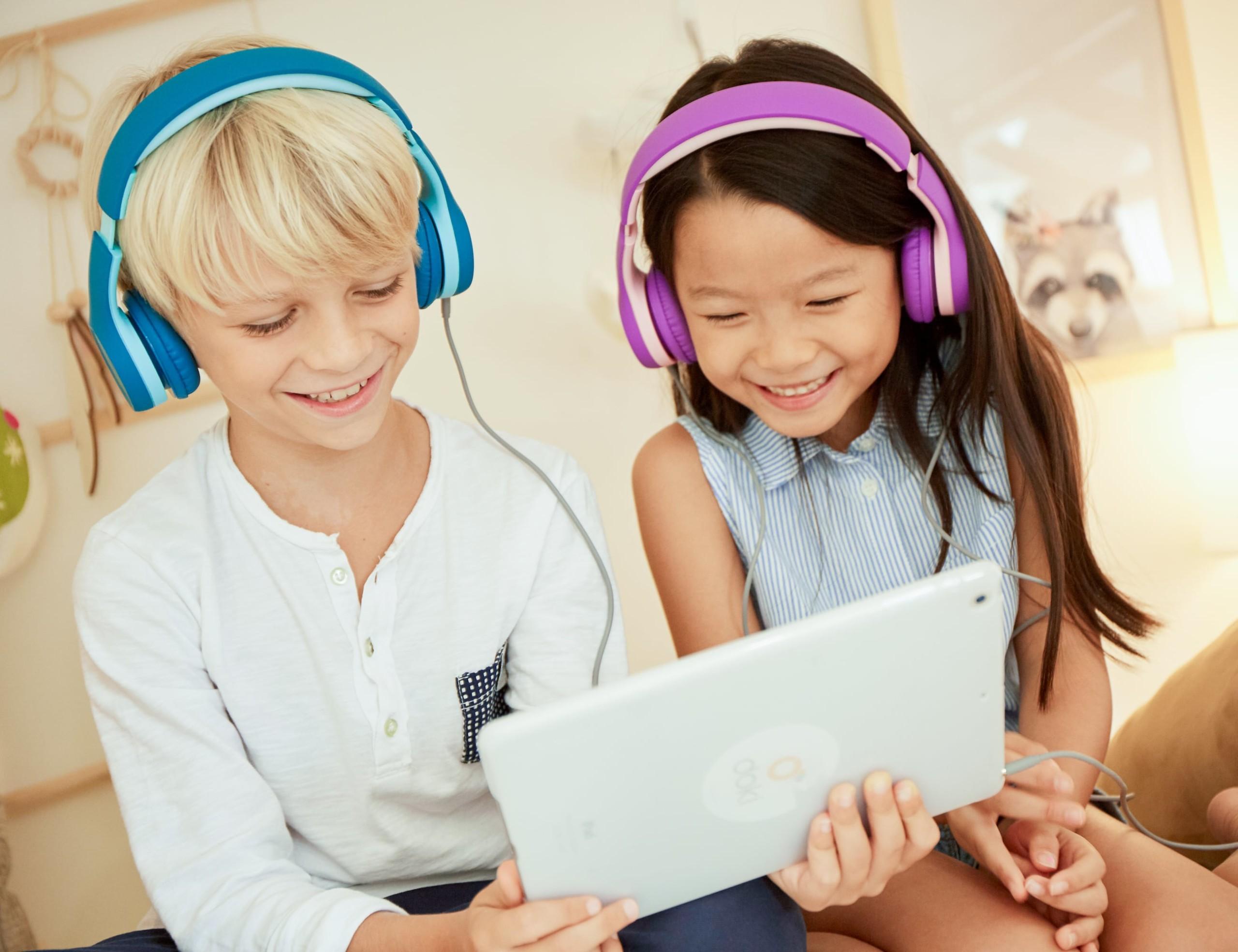 dokiBop Kids Wired On-Ear Headphones