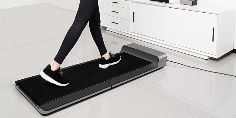 WalkingPad Foldable Exercise Device - 9 Sports accessories that will burn those Thanksgiving calories