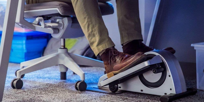 Cubii Pro Under Desk Elliptical - 9 Sports accessories that will burn those Thanksgiving calories