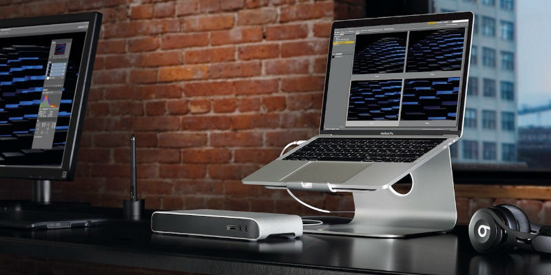 Elgato Thunderbolt 3 Laptop Dock - 13 Awesome accessories for your MacBook, MacBook Pro, and MacBook Air
