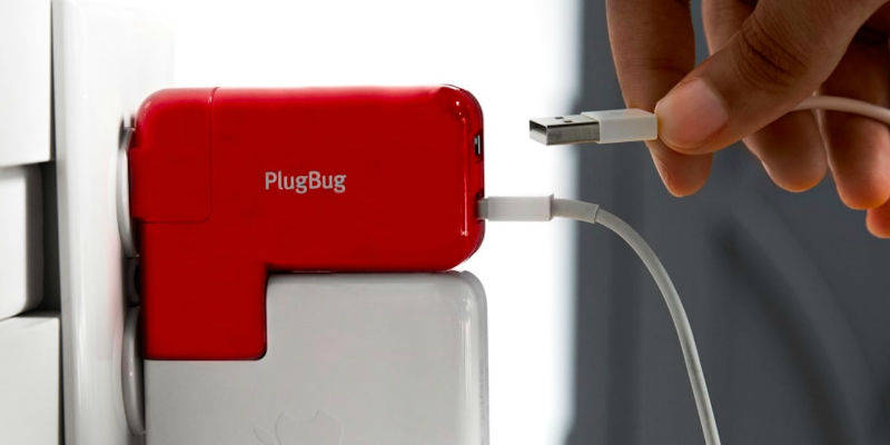 TwelveSouth PlugBug Duo MacBook Travel Adapter - 13 Awesome accessories for your MacBook, MacBook Pro, and MacBook Air