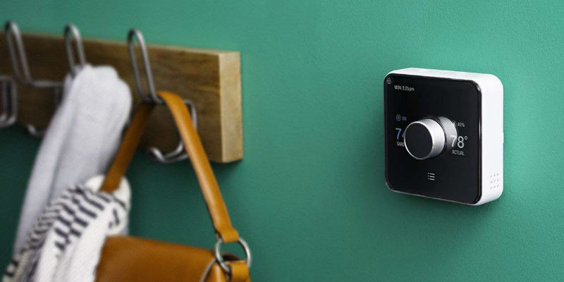 Hive Heating and Cooling Smart Thermostat Pack - Holiday gift guide - 10 Smart devices for your friends who are creating a smart home