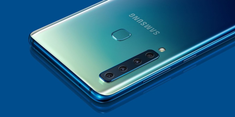 Samsung Galaxy A9 Quad Rear Camera Smartphone - The best smartphone photography gear for a human eye view