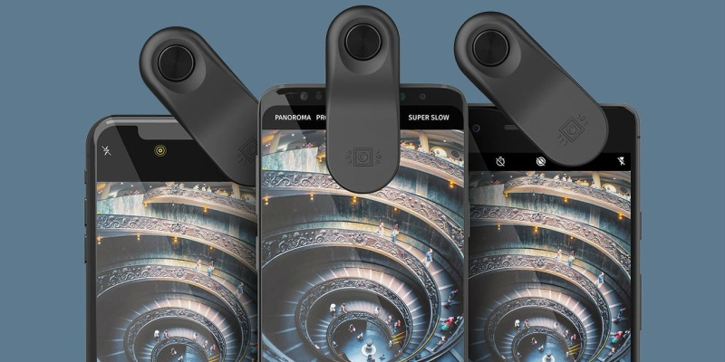 Olloclip Multi-Device Mobile Lens Clip - The best smartphone photography gear for a human eye view