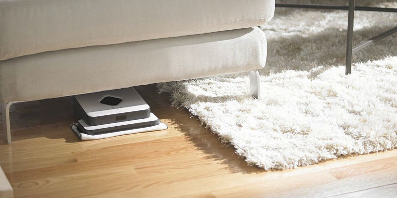 iRobot Braava 320 – Super Efficient Floor Mopping Robot - Holiday gift guide 2018 - 20 Tech gift ideas you need to see