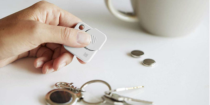 Tile Mate Bluetooth Key Finder - Holiday gift guide 2018 - 20 Tech gift ideas you need to see
