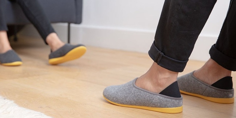 Mahabis Classic Removable Sole Slippers - Holiday gift guide 2018 — the best gifts for treating yourself