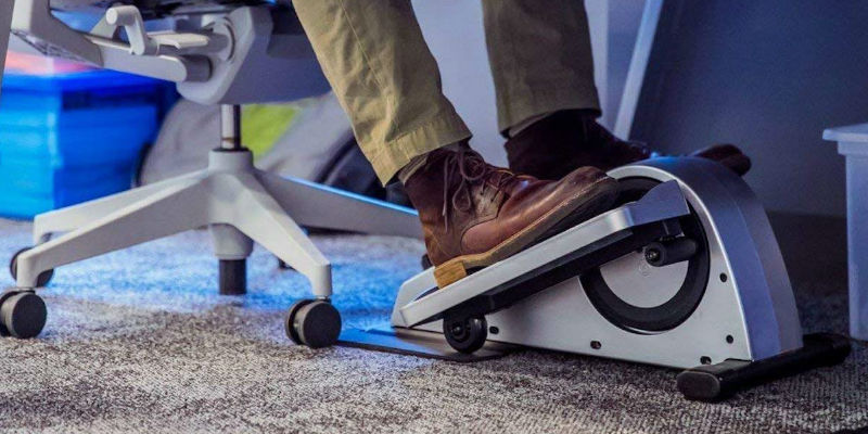Cubii Pro Under Desk Elliptical - 5 Gadgets to make you move and improve your productivity