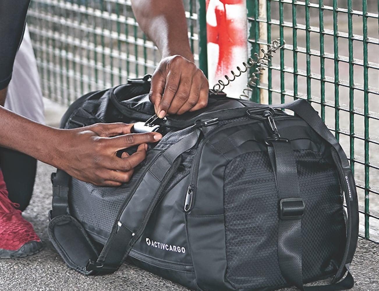 Activcargo Tribal Anti-Theft Sports Bag
