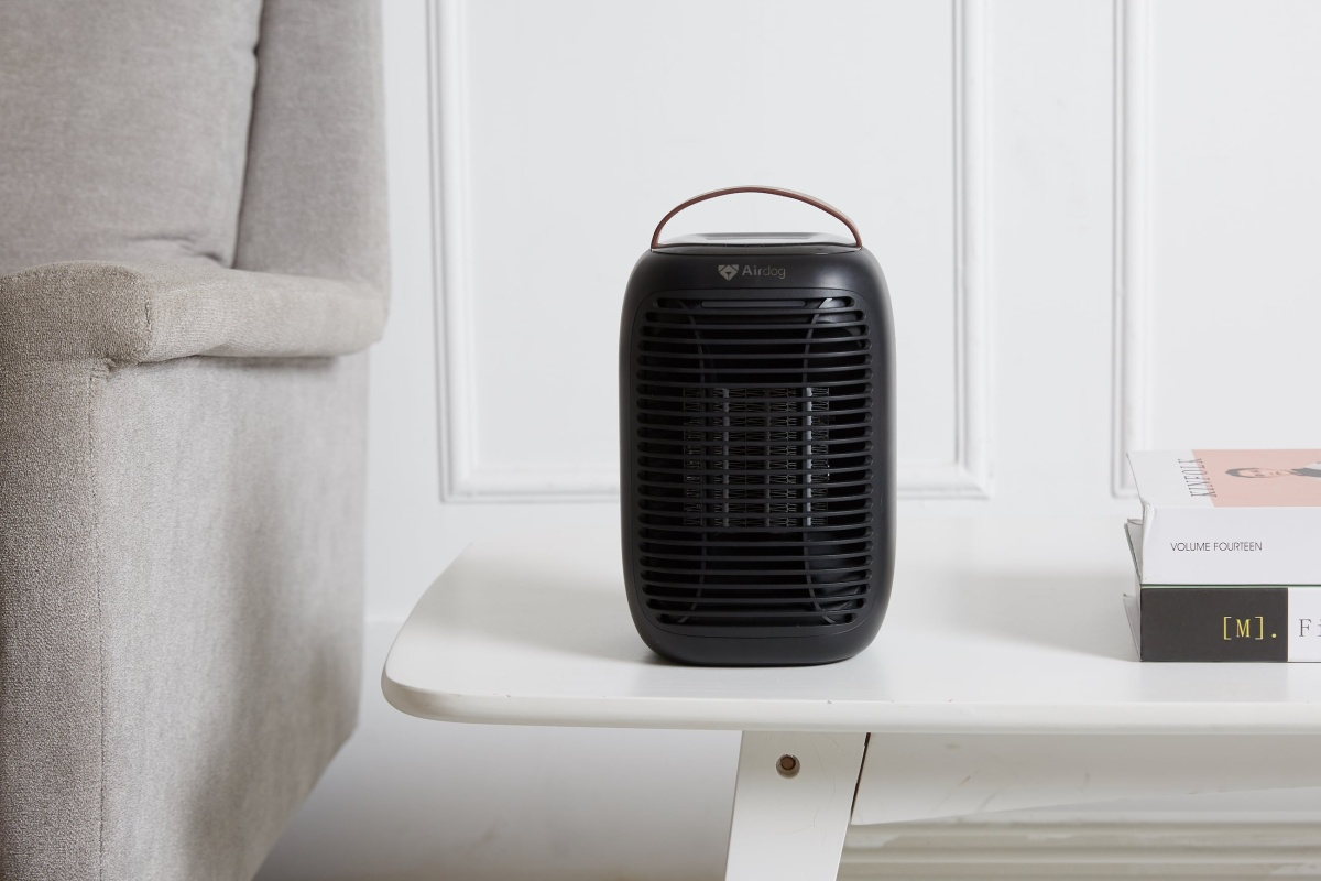 Airdog will help you create the perfect microclimate