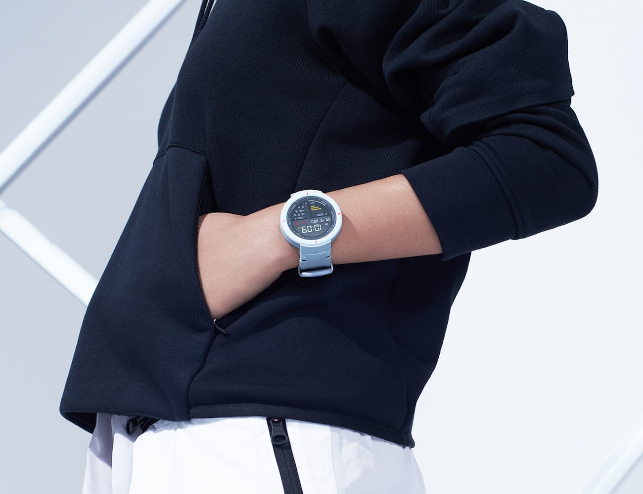 Amazfit Verge Fitness Tracking Smartwatch
