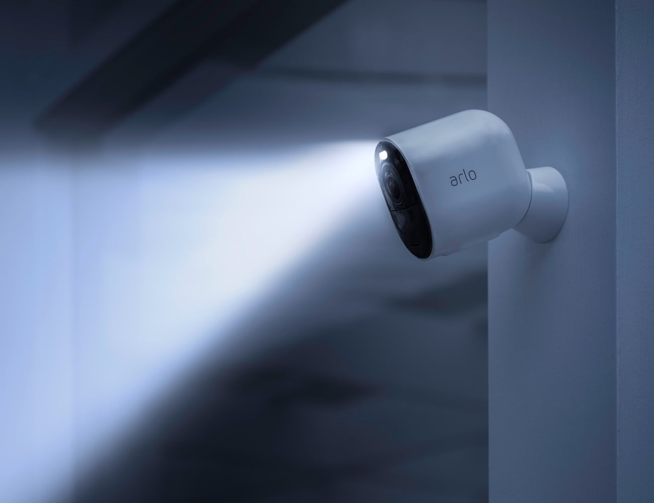 Arlo Ultra 4K HDR Wireless Security Camera