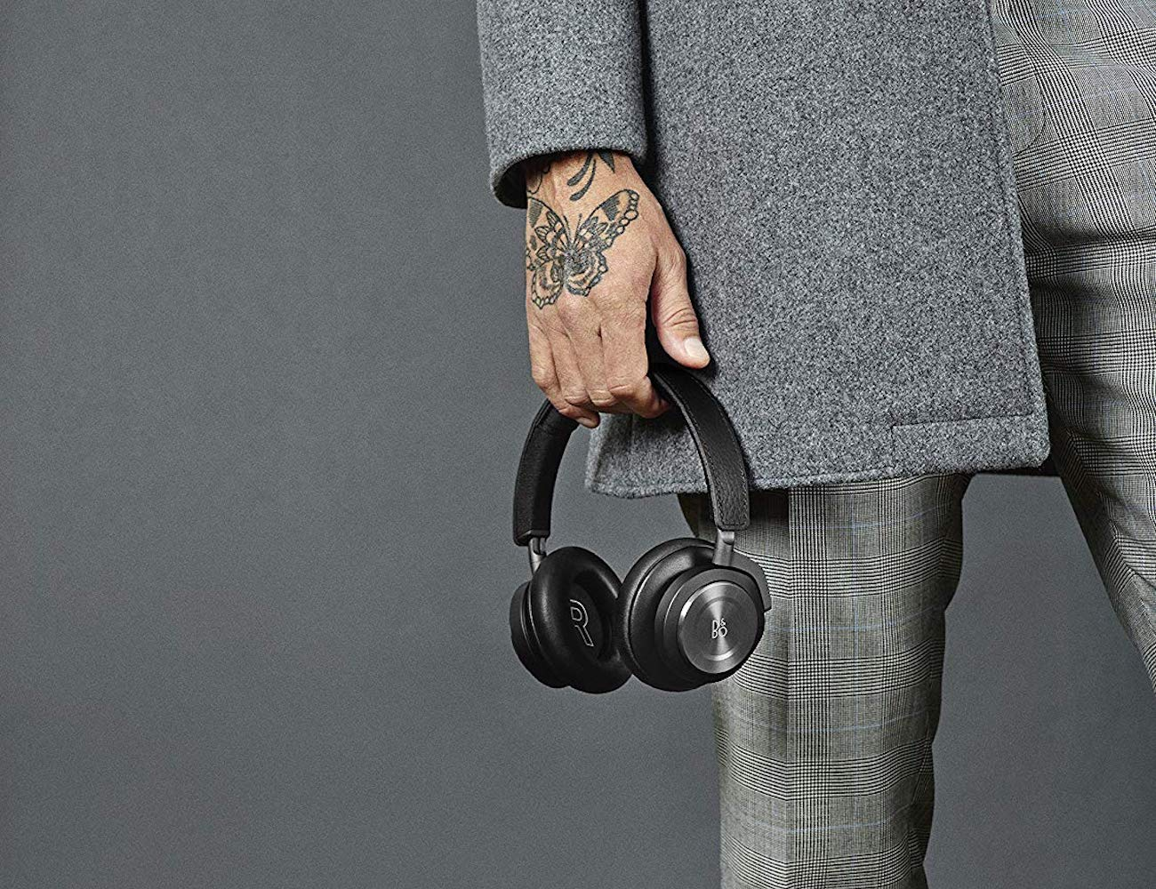 Beoplay H9i ANC Wireless Over-Ear Headphones let you fully immerse yourself in music
