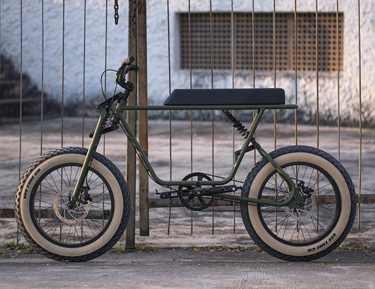 Buzzraw X Full Suspension Electric Bicycles