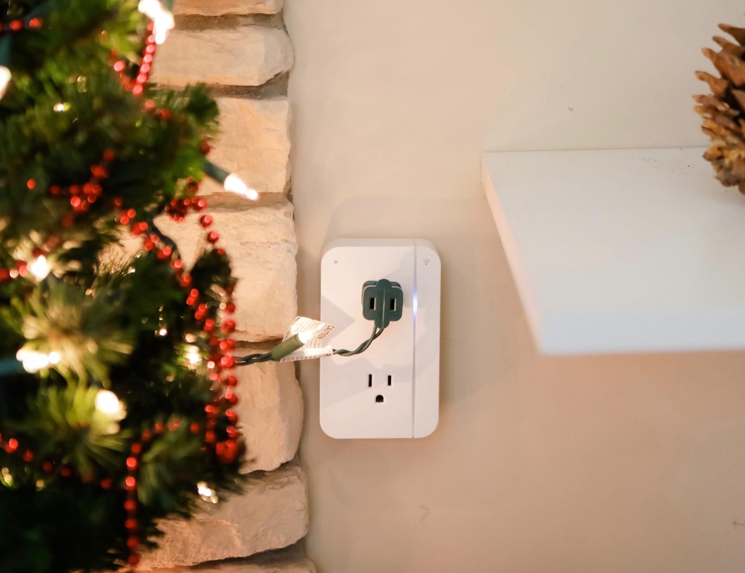 ConnectSense Smart Outlet2 HomeKit Dual Smart Plug