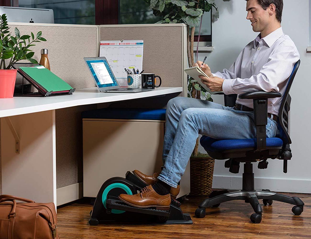 Cubii Jr Adjustable Under-Desk Elliptical