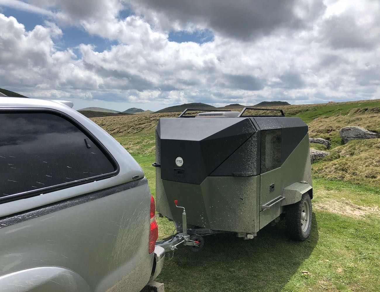 FIM Caravans Migrator Off-Road Mini Caravan