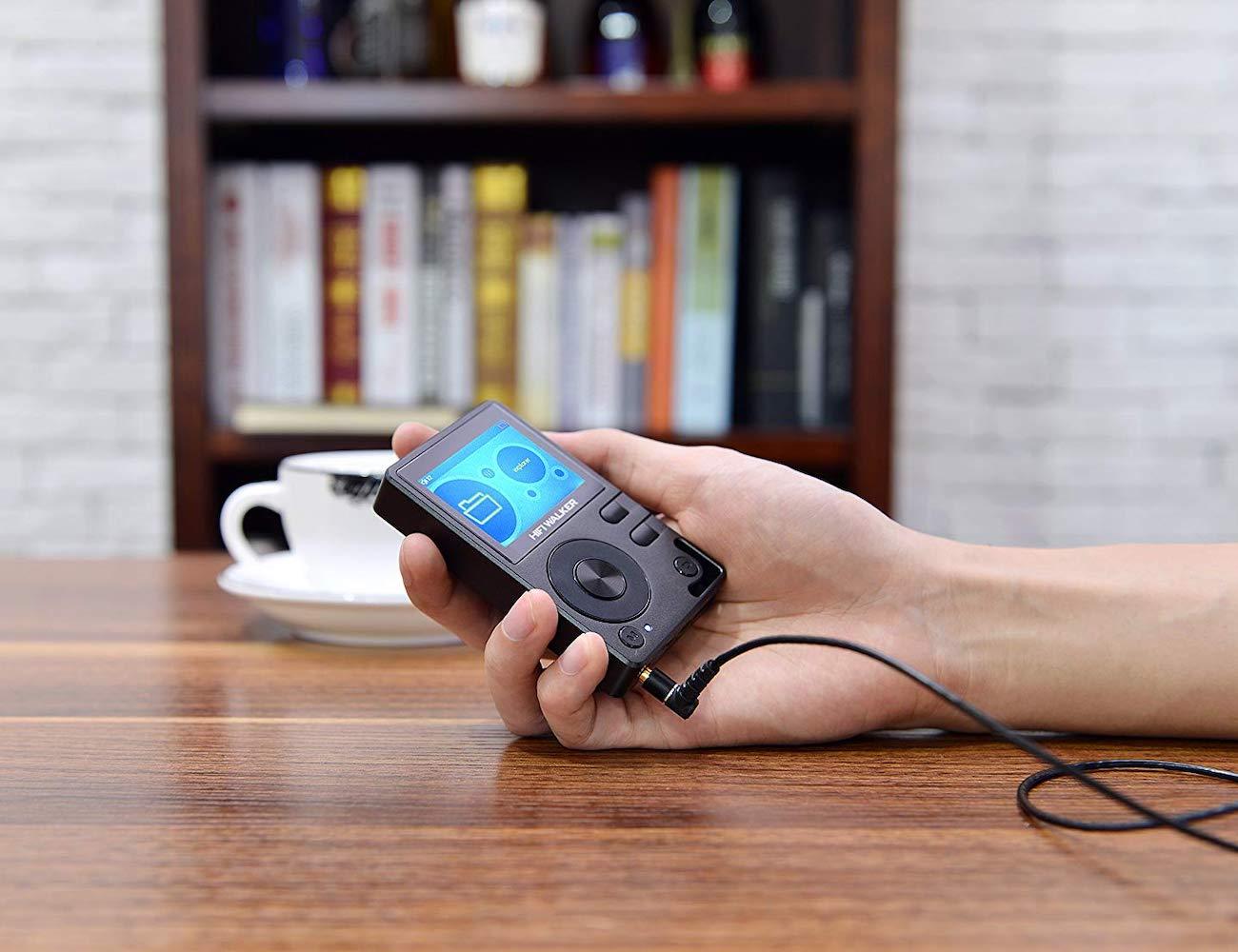 HIFI WALKER H2 HI-RES Digital Audio Player