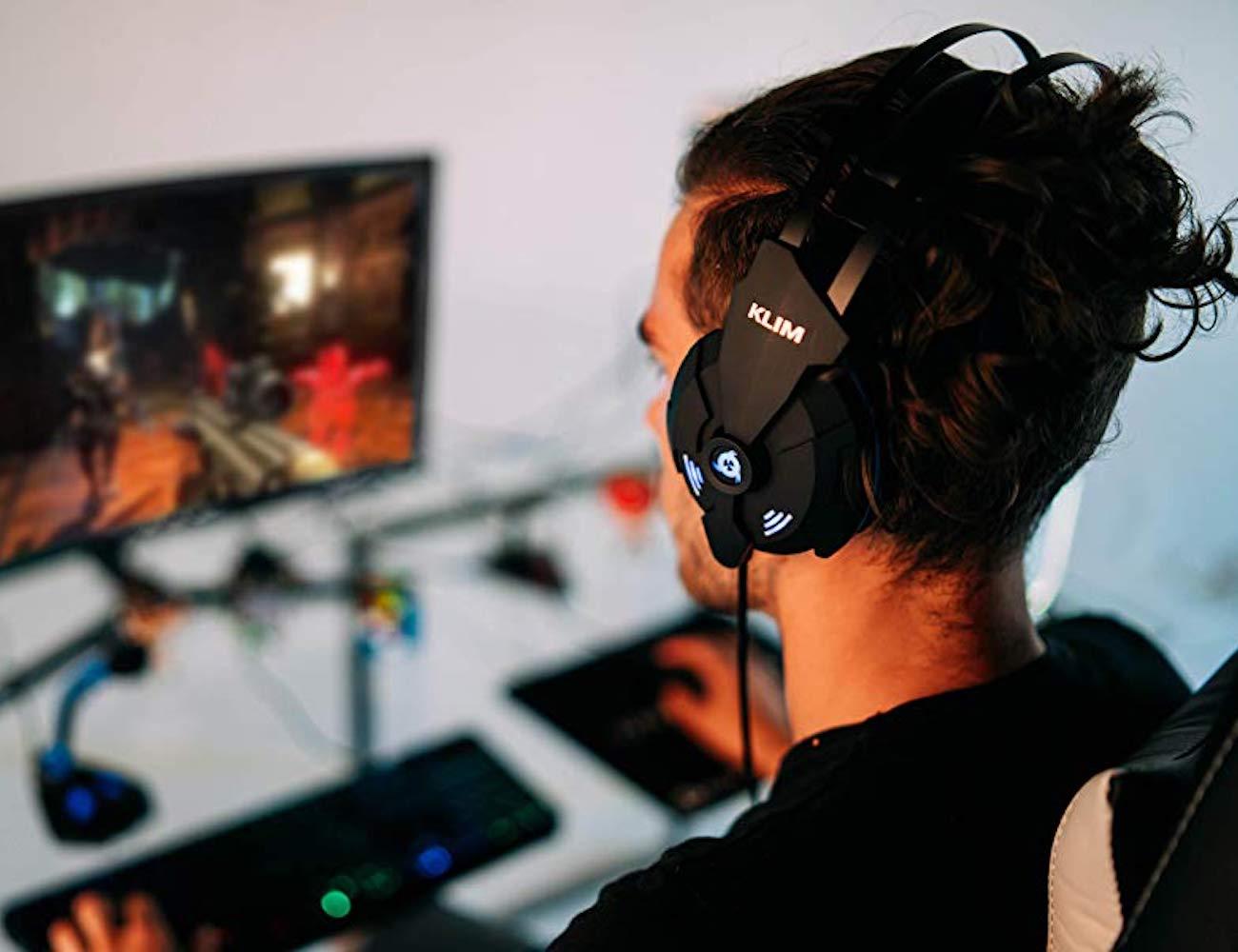 KLIM Impact USB Gaming Headset