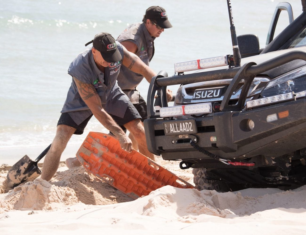 MAXTRAX MKII Vehicle Recovery Device