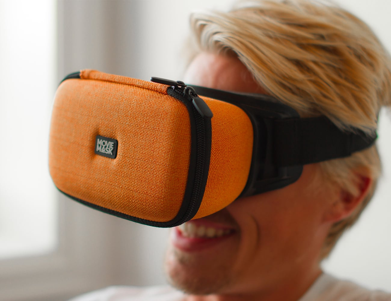 MovieMask Portable Cinema Wearable