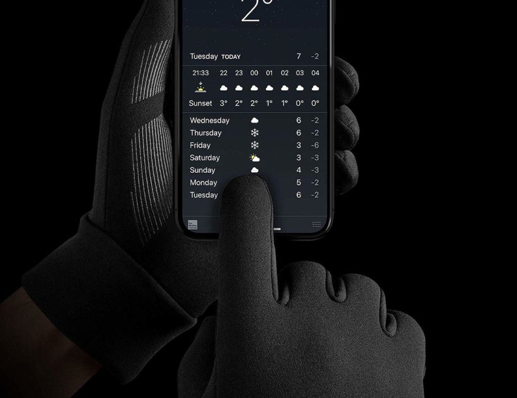 Mujjo+3M+Thinsulate+Touchscreen+Gloves
