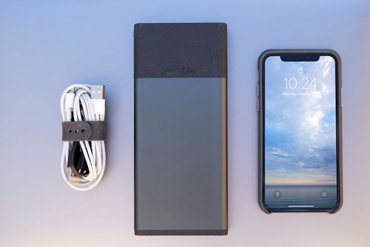 Nimble 10-Day Fast Portable Charger Bundle keeps you powered up for more than a week