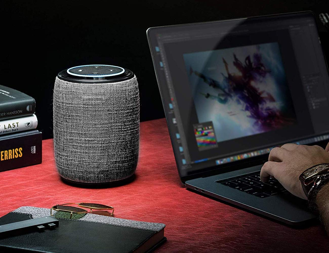 Nomodo 360 Echo Dot Speaker Dock